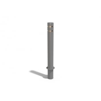 Otopark sınırlayıcı metal bariyer