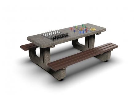Piknik oyun masası 221