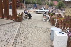 Türkiye'de bahçe ve park mobiliyalarının ilk satışı