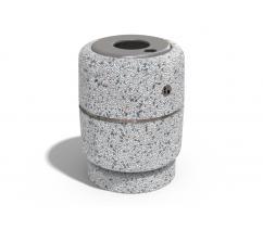 Cos de gunoi din beton