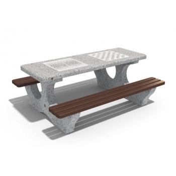 Piknik oyun masası