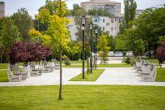 Ovidius Park - the new pride of Constanta