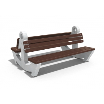 CONCRETE BENCH - ANCHOR