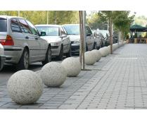 SPHERICAL BOLLARD