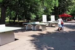 Für die Tischtennisfans in Sofia